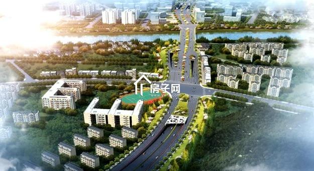 投资近30个亿!机场路将下穿市中心横跨义乌江,义乌南北快速路形成