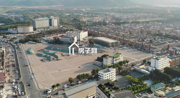 4.4万方起综合体+全高层住宅,江东青口有机更新地块15.6亿挂牌