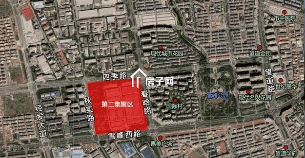 义乌北苑街道梦娜袜业厂房即将拆除,腾地为北苑建第二集聚区