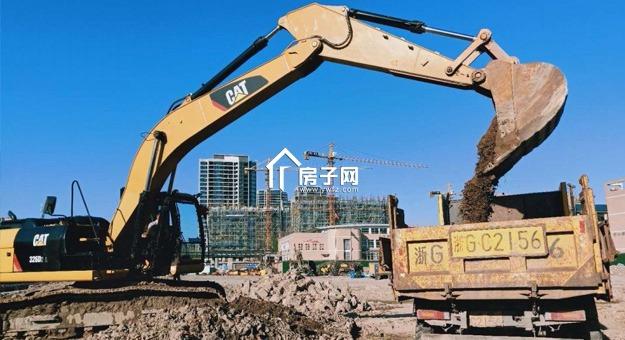 涉及回迁房、集聚区、学校、交通… 义乌这些项目均已复工